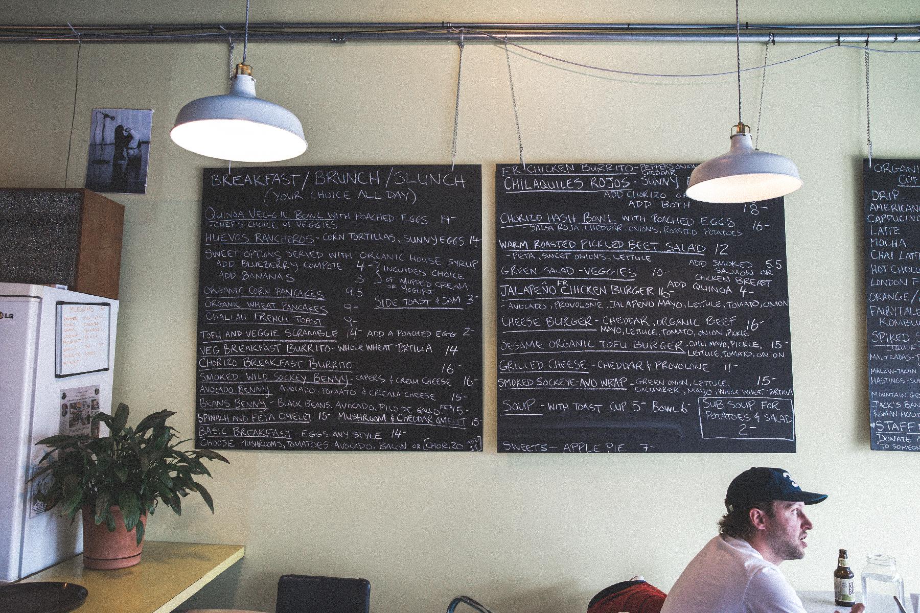 33 Eats: Roundel Café